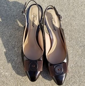 Trotters Slingback shoes Size 9N